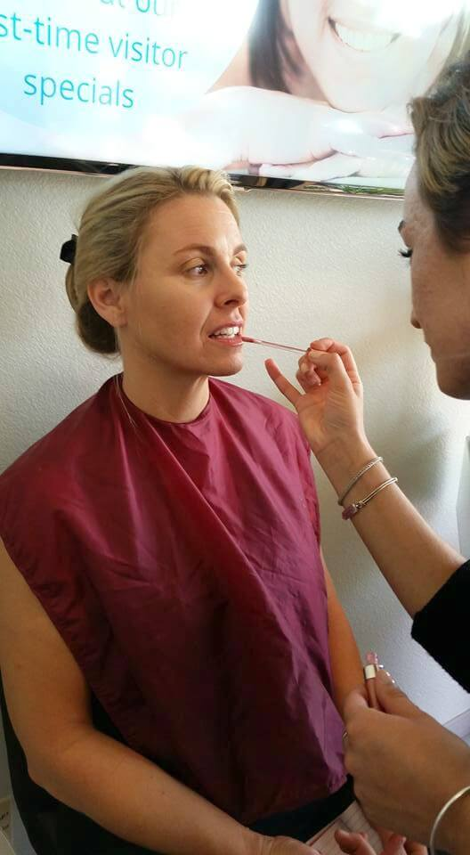 mineral makeup makeover