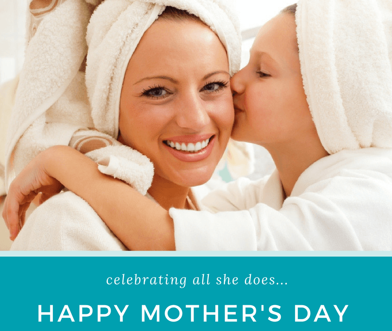 Celebrate Mom and all She does with this 2 Hour Spa Package!