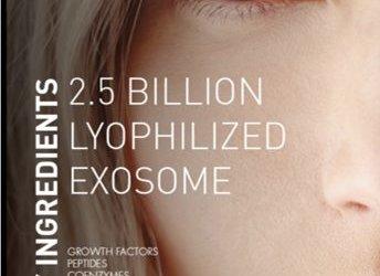 The X Factor: Exosomes for Skin Regeneration